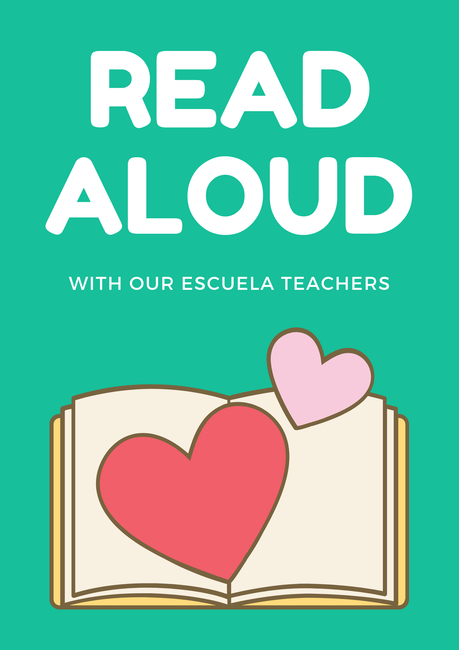 Read Aloud with Ms. Gretchen