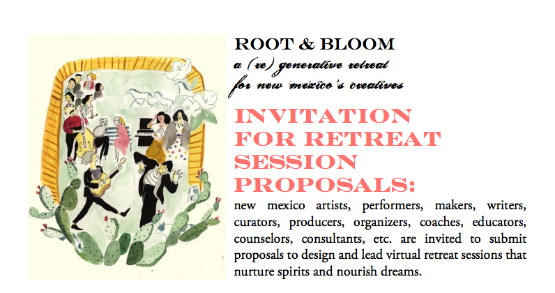 Root & Bloom: A Harwood Retreat for Creatives