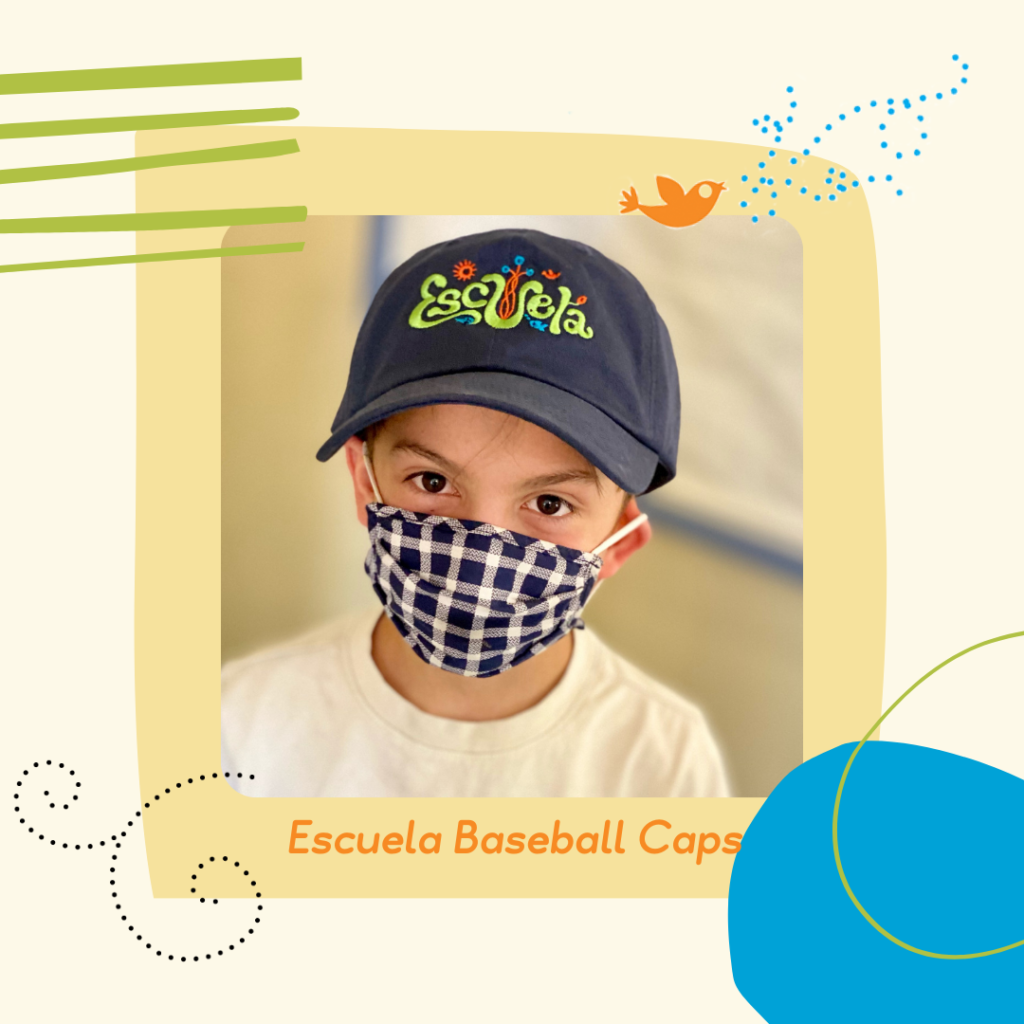 Our Escuela Swag Store is Now OPEN!