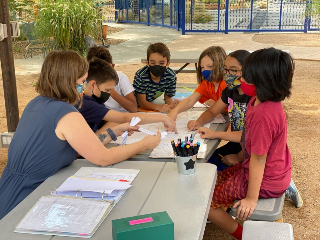 Escuela del Sol Students Learn Just About Everything Under the Sun